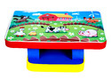 Cutez Farm Printed Activity Table