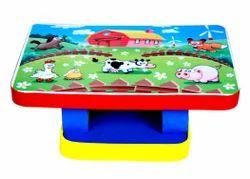 Cutez Farm Printed Activity Table
