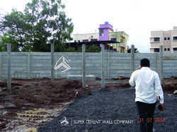 RCC Ready Made Concrete Precast Wall Compound