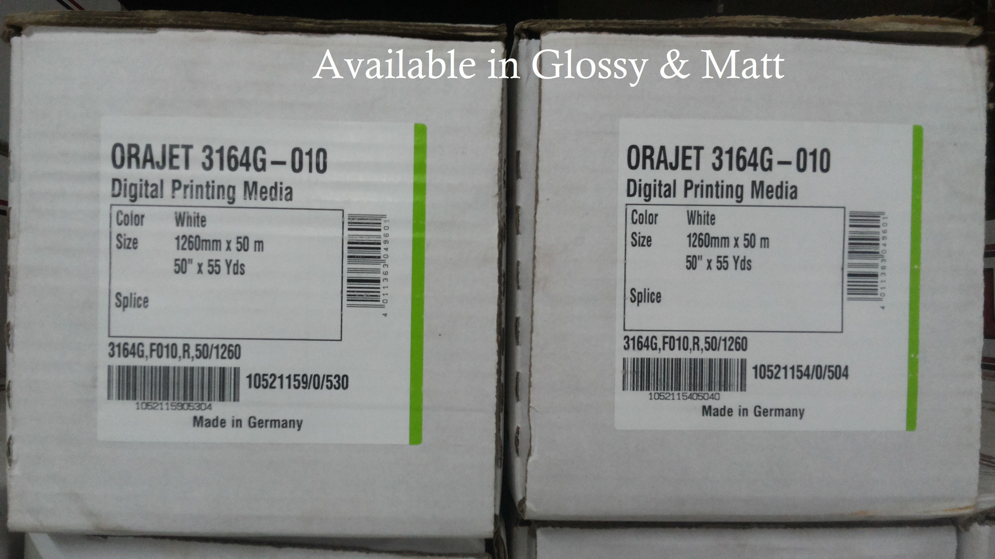 Orajet 3164 Digital Printing Vinyl At Rs 110 Square Meter Goregaon West Mumbai Id 10516720530