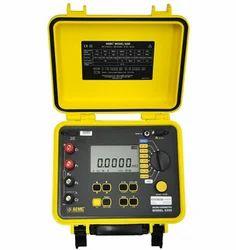 Micro Ohm Meter Calibration Service