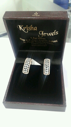 Real Diamond Earrings