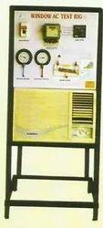 Window Air Conditioner Test Rig