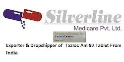 Tazloc Am 80 Tablet
