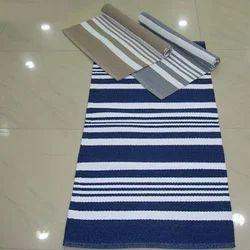 Stripe Plastic Rugs