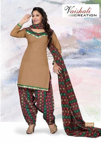 Designer Pure Cotton Simple Suits at Rs 530 /set(s) | Kalbadevi ...