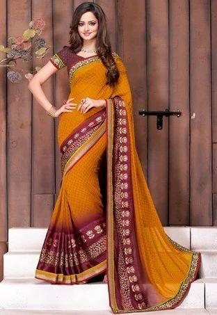 Wedding Sarees - Trendy Designer Sarees Wholesale Trader from Vrindavan