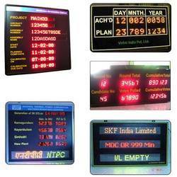 Custom and Industrial LED Display