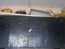 Mild Steel Cupboard, for Home