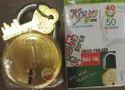 Golden Brass Padlocks 50mm