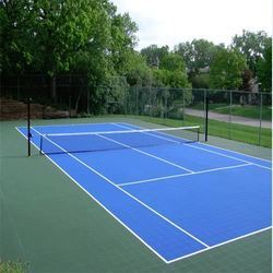 Asian Flooring Blue and Green Tennis Courts Flooring