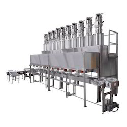 Steel Batching System