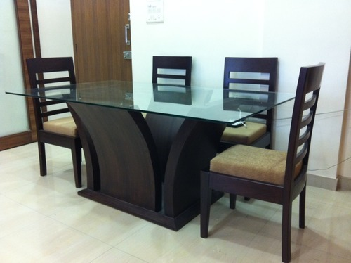 Dining Table   View Specifications U0026 Details Of Dining Room Table By Mikes  Modular Concepts, Navi Mumbai | ID: 9139706212