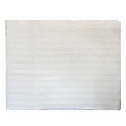 Pure White Linen Fabric