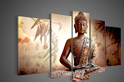 Iiw Budha 3d Oil Painting