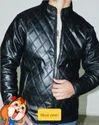 Leather Look Lambacy Jacket