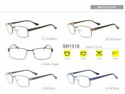 SR1518 Metal Designer Eyewear