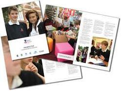 Printed School Collage Prospectus Printing