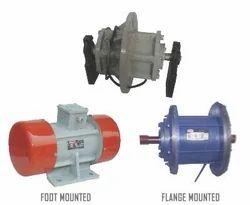 Foot Mounted Vibratory Motors