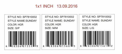 Latestone White Box Sticker, Packaging Type: Roll