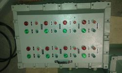 Atex Flameproof  Panel