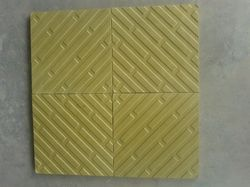 colored paver tile
