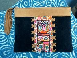 Multicolor Fashion Vintage Embroidery Banjara Clutch Bag Purse Ladies Bag