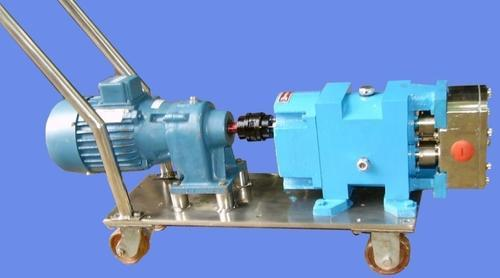 Rotary Lobe Pumps EL-50TF, Max Flow Rate: 700 LPM