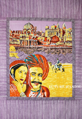Home Decor Indian Rajasthani Wall Hanging Tapestries