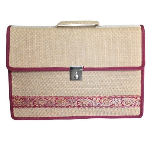 c63ecef6c5 Jute Conference Bags at Rs 345  piece(s)