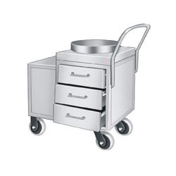 Tea Service Trolley