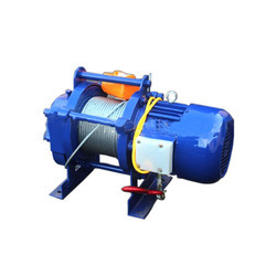 Industrial Hydraulic Winch, JK 0.5, Working Speed: 22 m/min