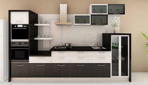 Straight Kitchens
