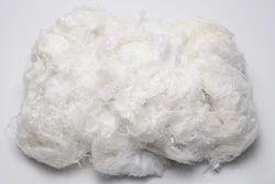Pure Cotton White Waste