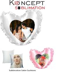 Sublimation Satin Cushions