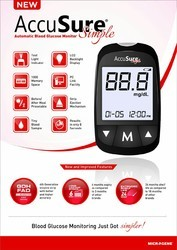 Automatic Blood Glucose Monitor