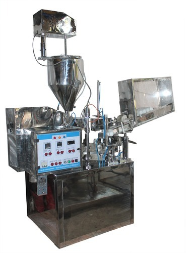 Laminated Tube Filling Machine with Sealing