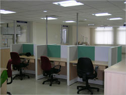 Partition Office Cabin