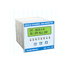 Panel Mounting Single Channel Gas Monitor