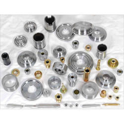 Steel And Brass Automotive Turned Components