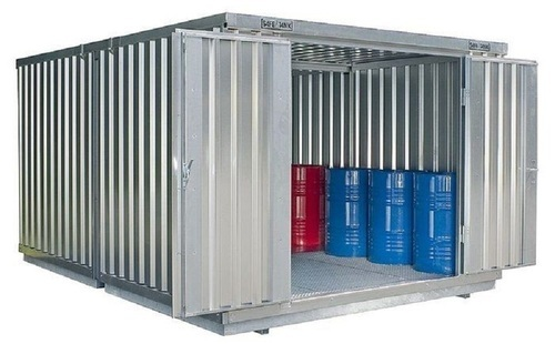 Bon Stainless Steel Industrial Storage Container