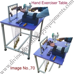 Hand Exerciser Table