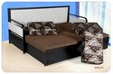 Mild Steel Modern Convertible Sofa Bed, For Home, Size: 6 X 6 Open 2 Trolley