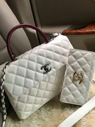 Chanel Handbag And Wallet Combo