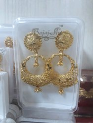 Gold Earrings In Kolkata West Bengal Get Latest Price