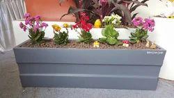 12 x 39 x 13 Inch Plastic Garden Planters