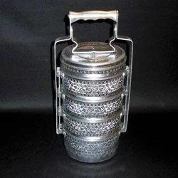 Aluminum Tiffin Set