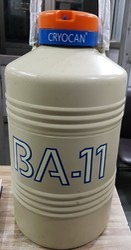 BA-11 LIQUID NITROGEN CONTAINER CRYOCAN