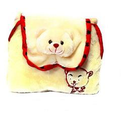 Light Yellow Kids Bag