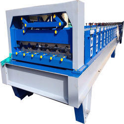 Color Sheet Roll Forming Machine